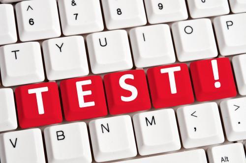 pazarlama teknikleri - gönderim testleri