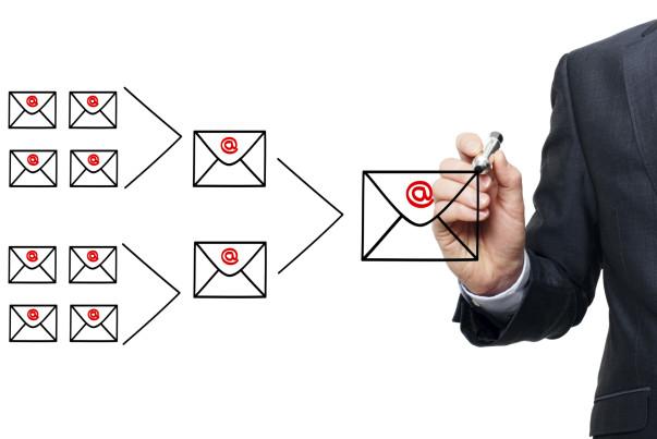 bir müşterinin Email adresi