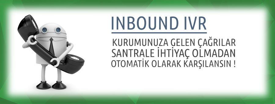 Inbound IVR