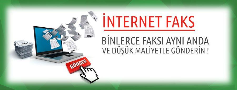 İnternet Faks